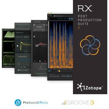 RX Post Production Suite