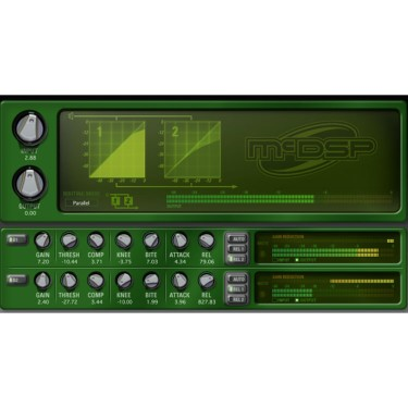 McDSP SPC2000 Serial/Parallel Compressor
