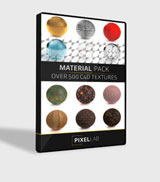 The Pixel Lab Materials Pack