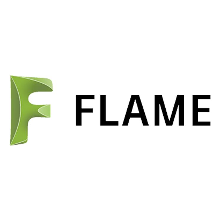 Autodesk Flame logo
