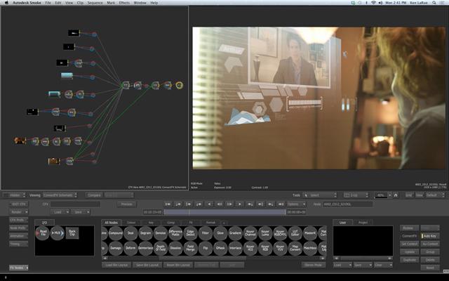 Professional Video Effects Software | Smoke | Autodesk