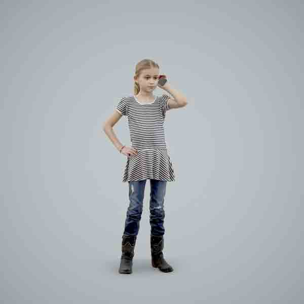 AXYZ Design Ready-Posed 3D Humans | MeMsS008HD2 - Toolfarm