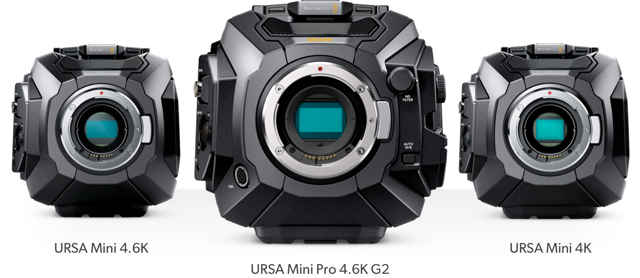 Blackmagic Design URSA Mini Pro - Toolfarm