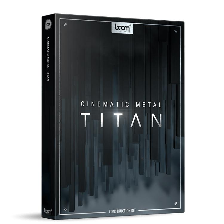 cinematic metal titan