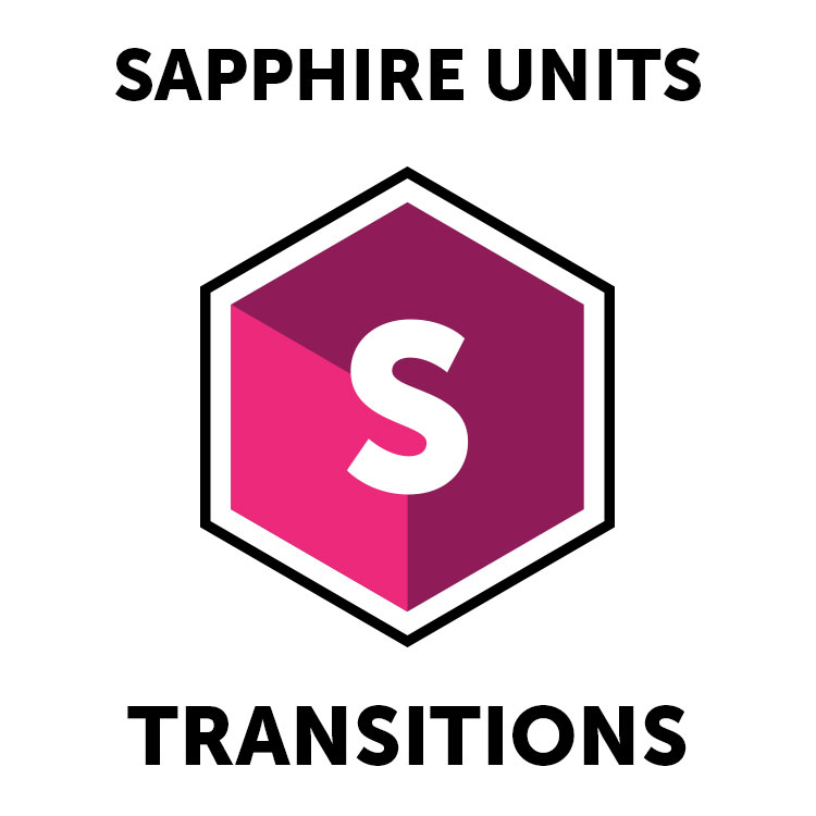 sapphire transitions