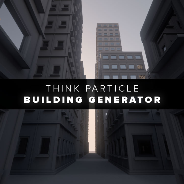 Think Particle Building Generator