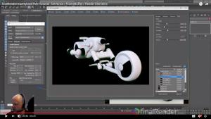 finalrender frame buffer