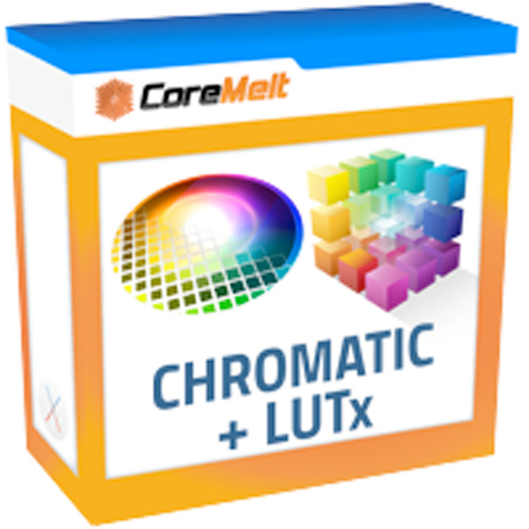 coremelt chromatic lutx