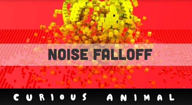 noise falloff box