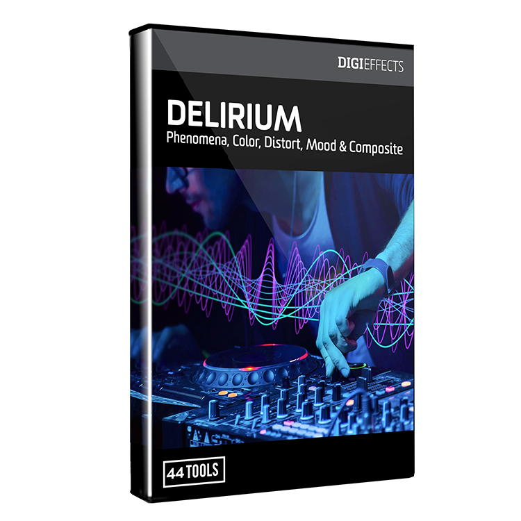 Digieffects Delirium - Toolfarm