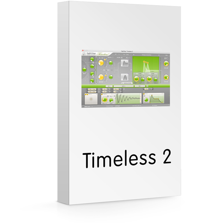 FabFilter Timeless 2 - Toolfarm