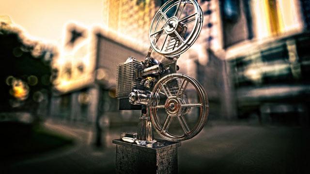 Freebie: Vintage Film Projector - Toolfarm.com :: The Video Plug ...