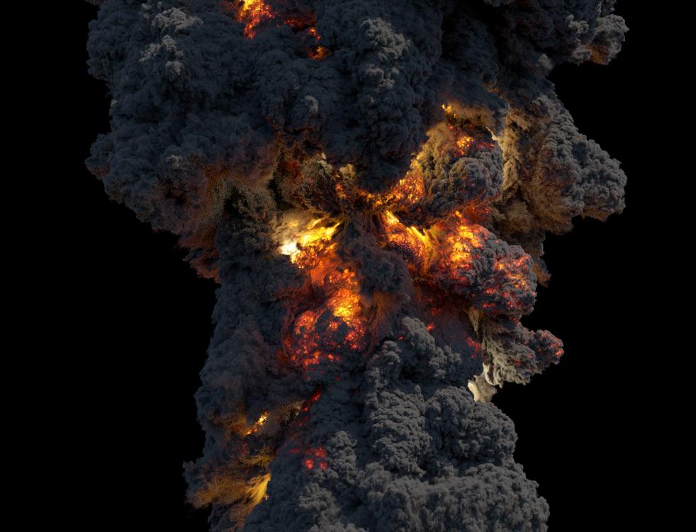 fumefx arnold renderer