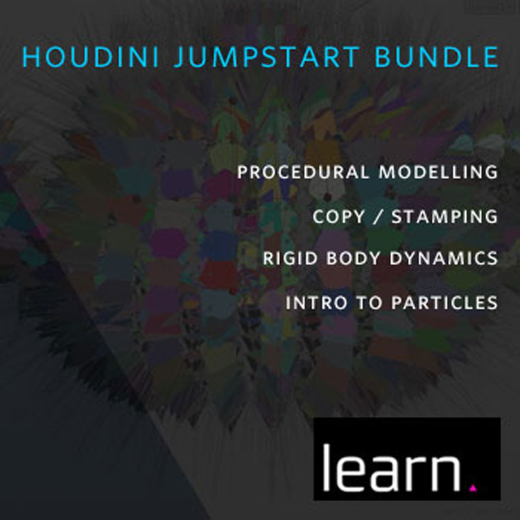 houdini jumpstart bundle