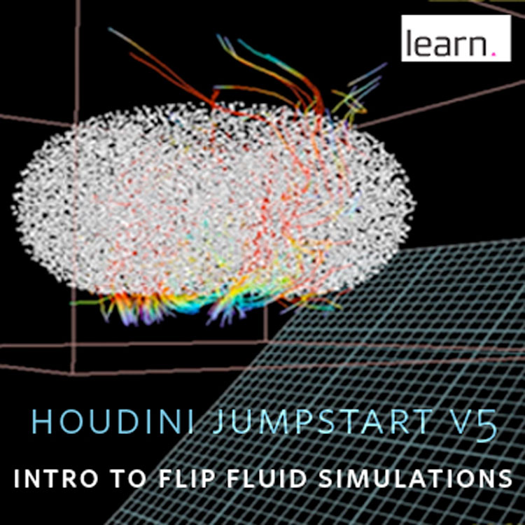 helloluxx learn  Houdini Training: Jumpstart Vol  5 – Intro