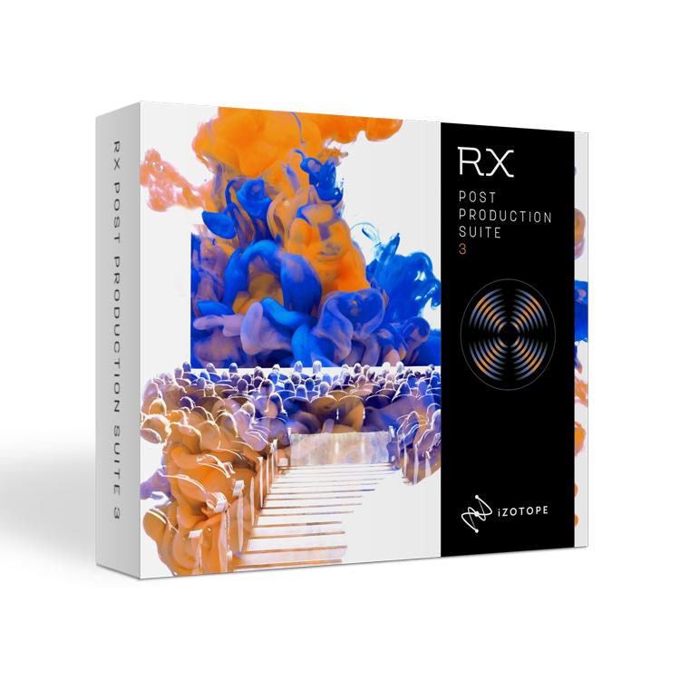 izotope rx 7 post production suite
