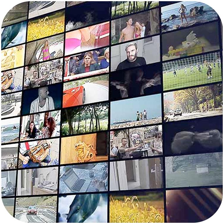 luca visual video walls