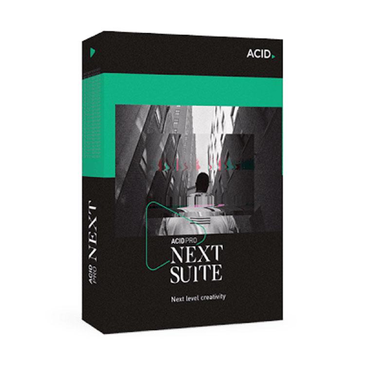 New: Magix ACID Pro 9, ACID Pro Next & ACID Pro Next Suite are Now