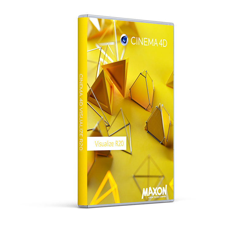 Maxon Cinema 4D R20 Visualize