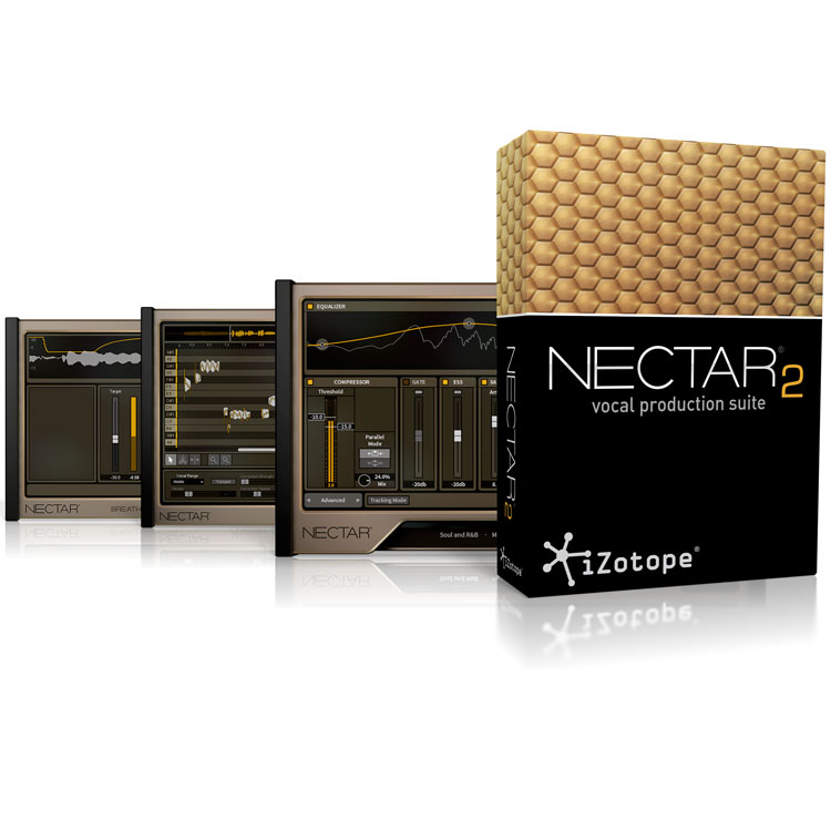 izotope nectar 2 ps