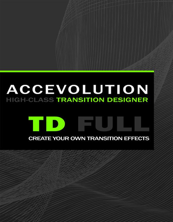 accevolutions transition designer