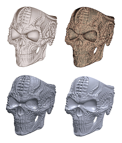 npower surfacing skulls
