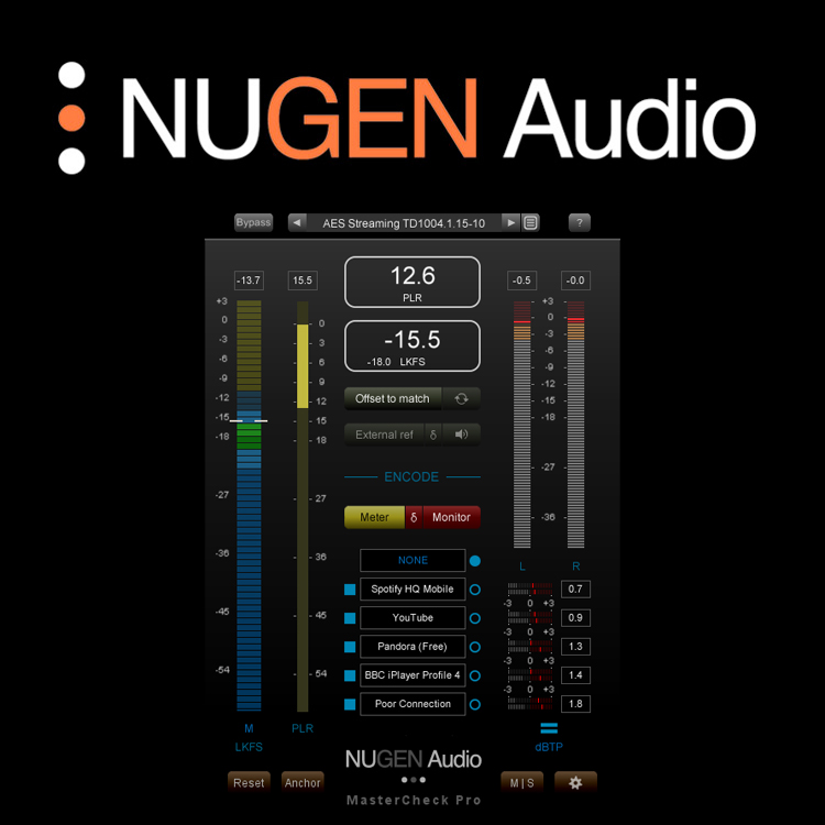 nugen audio mastercheck