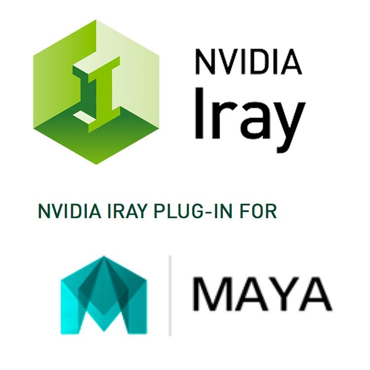 NVIDIA Iray for Maya
