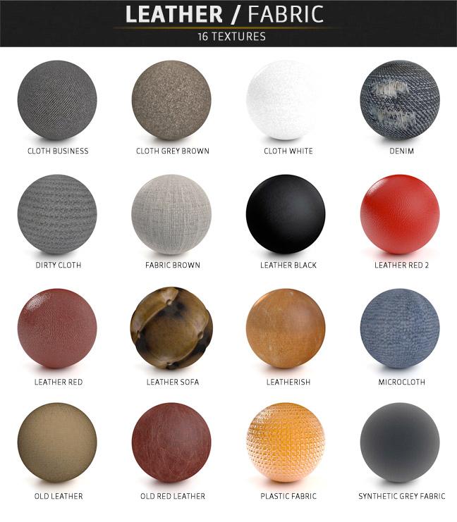 Pixel Lab Material Pack - Toolfarm