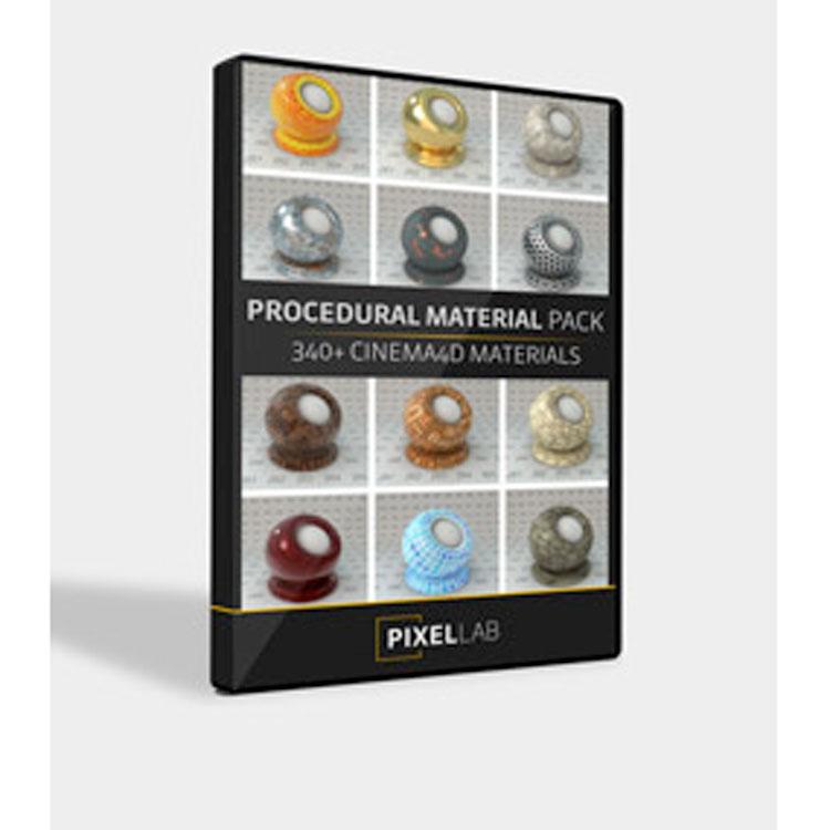 pixel lab procedural material pack