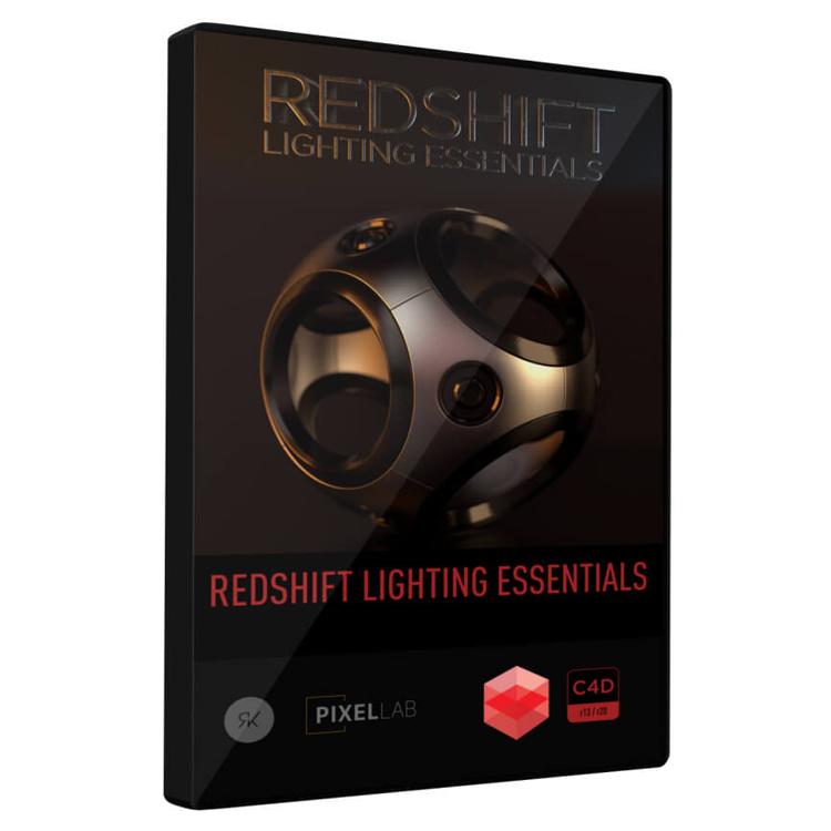 redshift lighting essentials volume 1