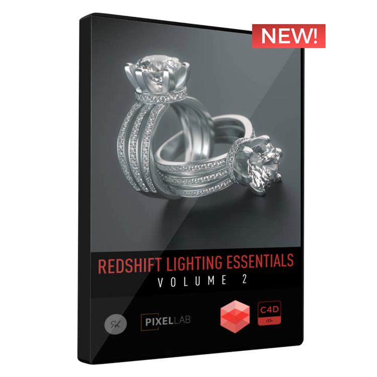 redshift lighting essentials violume 2