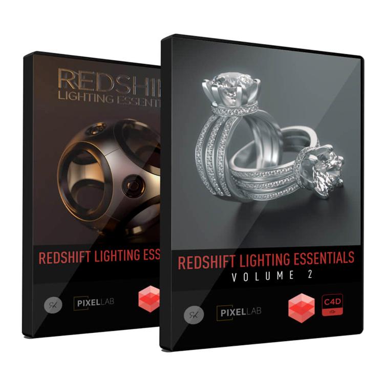 redshift lighting essentials bundle