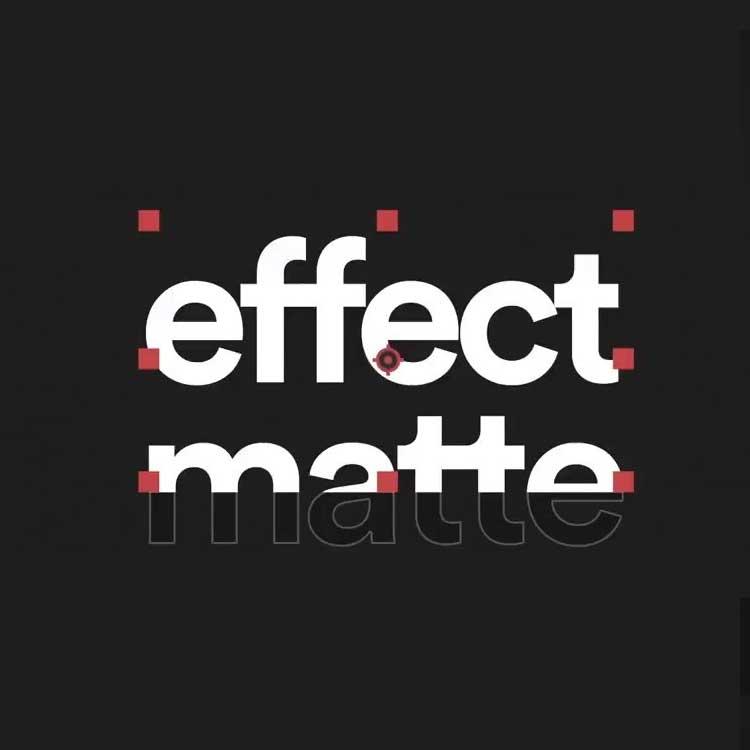 Plugin Everything Effect Matte