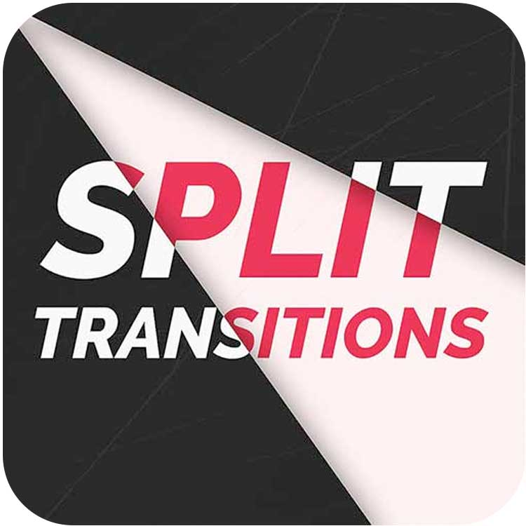 premiumvfx split transitions