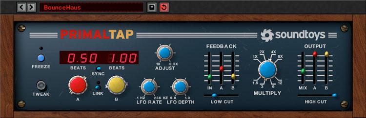 Soundtoys PrimalTap - Toolfarm