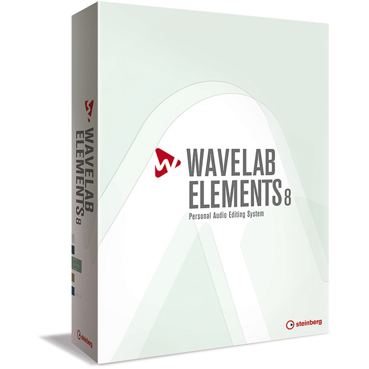 Steinberg WaveLab Elements