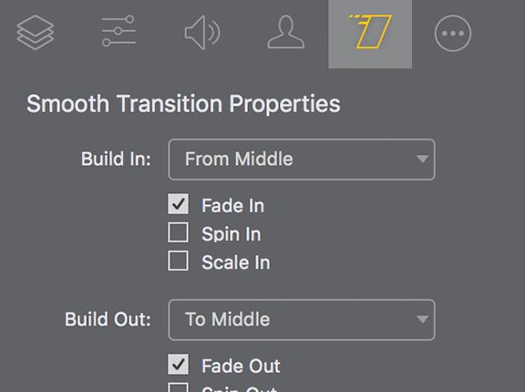 telestream wirecast smooth transitions