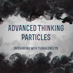 Think Particle Thinking Particles and Turbulence FD Training for Cinema 4D