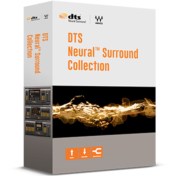 Waves DTS Neural™ Surround Collection - Toolfarm