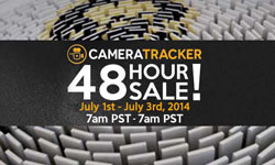 Sale: The Foundry CAMERATRACKER Over 40% Off - 48 Hour Sale Ends 07/03/14 7AM PST