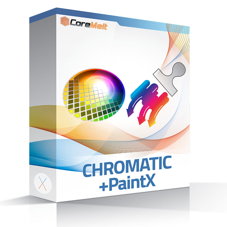 CoreMelt Chromatic + PaintX Bundle