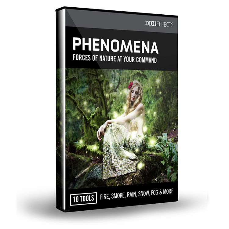 Digieffects Phenomena