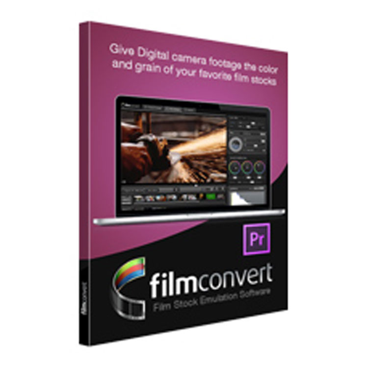 FilmConvert Nitrate for After Effects and Premiere Pro