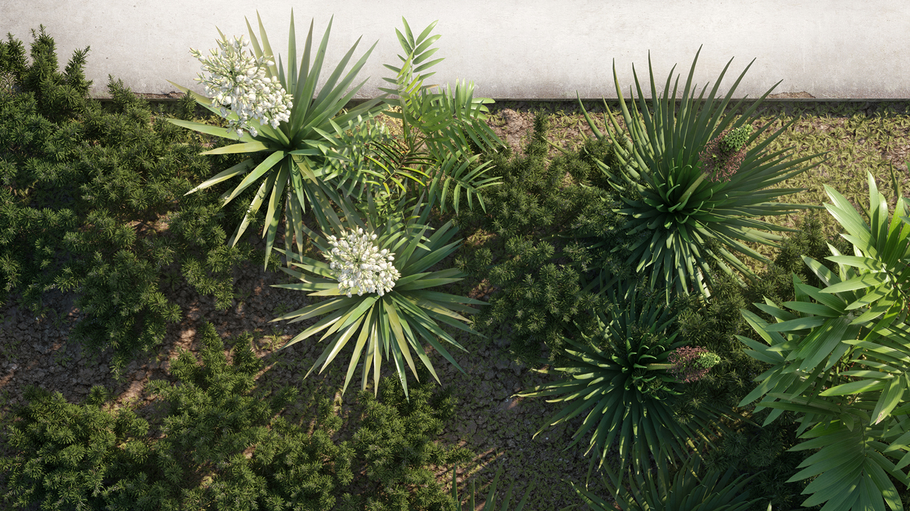 laubwerk plants kit 12