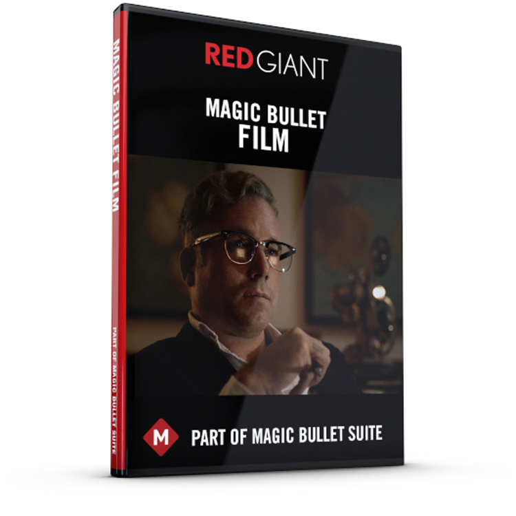 Red Giant Magic Bullet Film