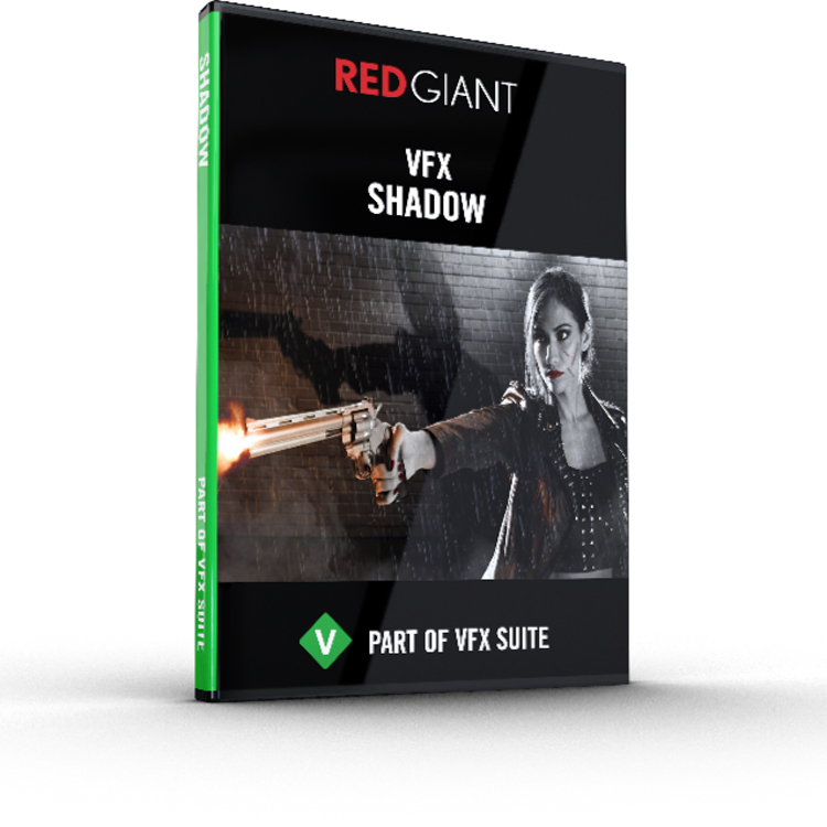 Red Giant VFX Shadow