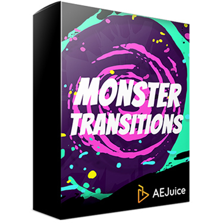 AEJuice Monster Transitions