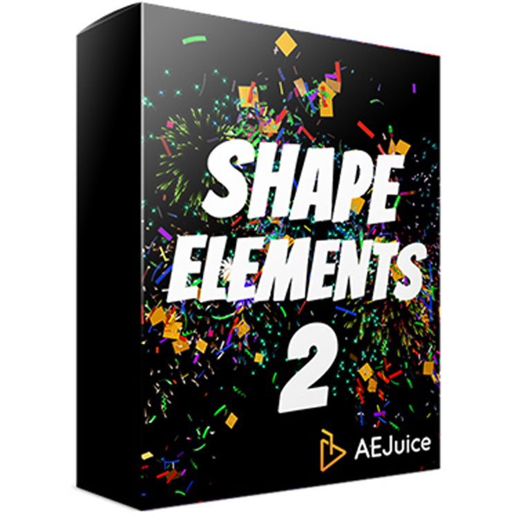 AEJuice Shape Elements 2
