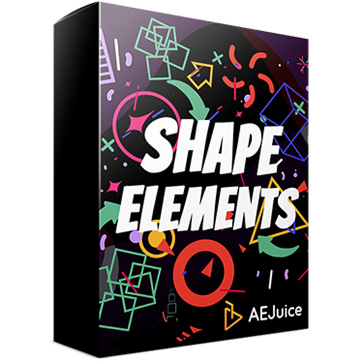 AEJuice Shape Elements